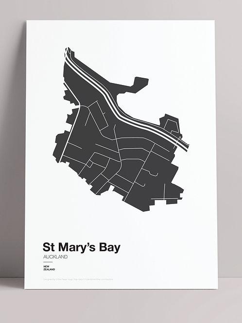 SIMPLY SUBURBS: ST MARYS BAY