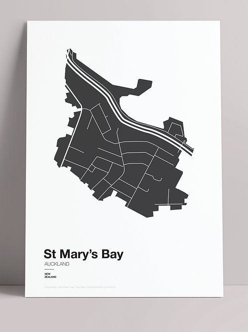 SIMPLY SUBURBS: ST MARYS BAY (wholesale)