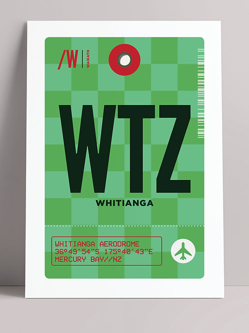 COME FLY WITH ME: WTZ (wholesale)