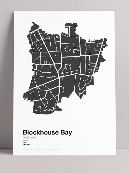 SIMPLY SUBURBS: BLOCKHOUSE BAY