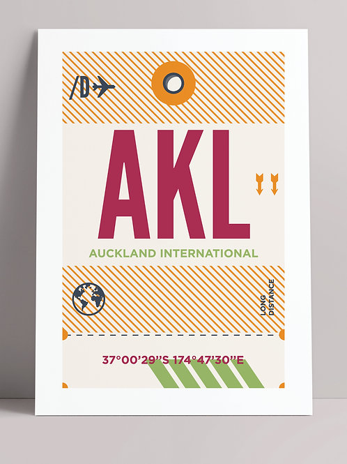 COME FLY WITH ME: AKL (wholesale)