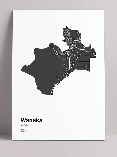 SIMPLY SUBURBS: WANAKA (wholesale)