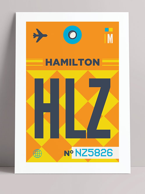 COME FLY WITH ME: HLZ (wholesale)