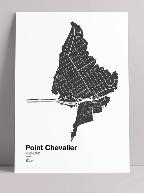 SIMPLY SUBURBS: PT CHEVALIER (wholesale)