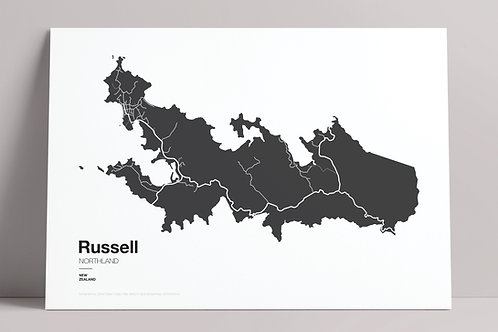 SIMPLY SUBURBS: RUSSELL
