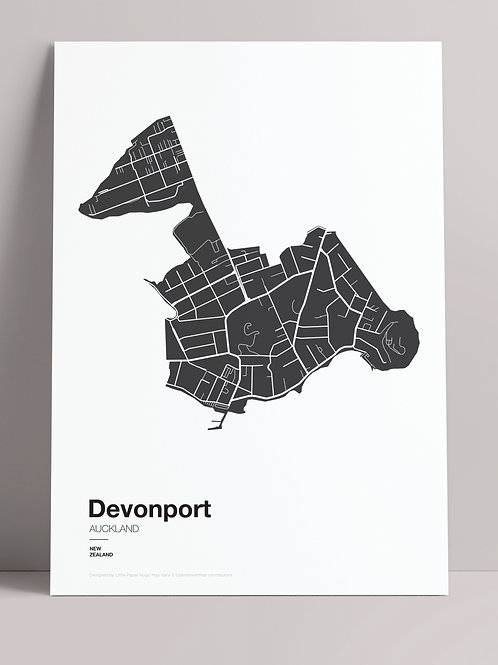 SIMPLY SUBURBS: DEVONPORT (wholesale)