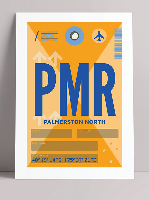 COME FLY WITH ME: PMR