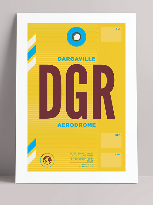 COME FLY WITH ME: DGR (wholesale)
