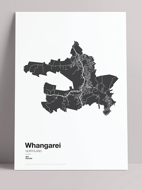 SIMPLY SUBURBS: WHANGAREI (wholesale)