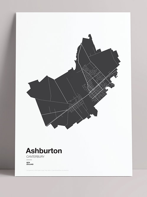 SIMPLY SUBURBS: ASHBURTON (wholesale)