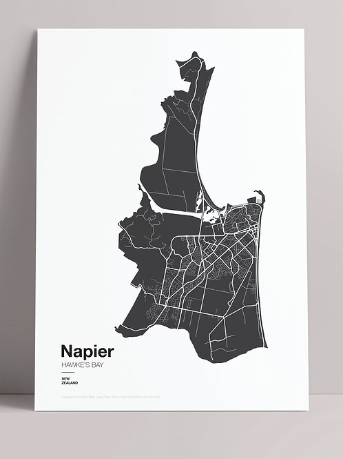 SIMPLY SUBURBS: NAPIER (wholesale)