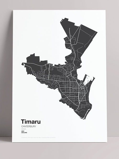 SIMPLY SUBURBS: TIMARU (wholesale)