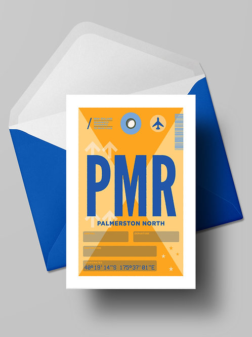 COME FLY WITH ME: PMR CARD (wholesale)