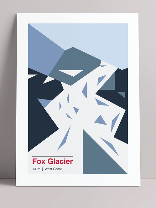 LANDMARKS: FOX GLACIER (wholesale)