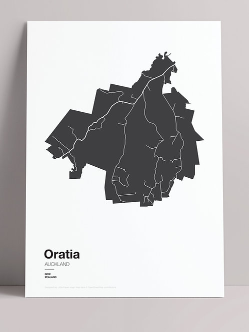SIMPLY SUBURBS: ORATIA