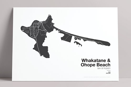 SIMPLY SUBURBS: WHAKATANE AND OHOPE BEACH