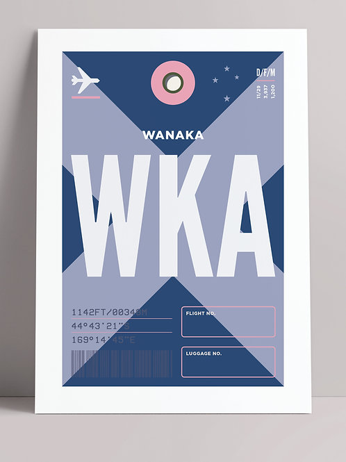 COME FLY WITH ME: WKA (wholesale)