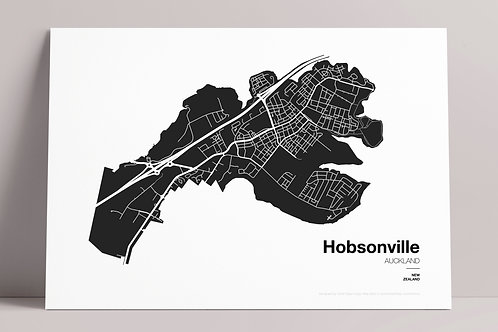 SIMPLY SUBURBS: HOBSONVILLE