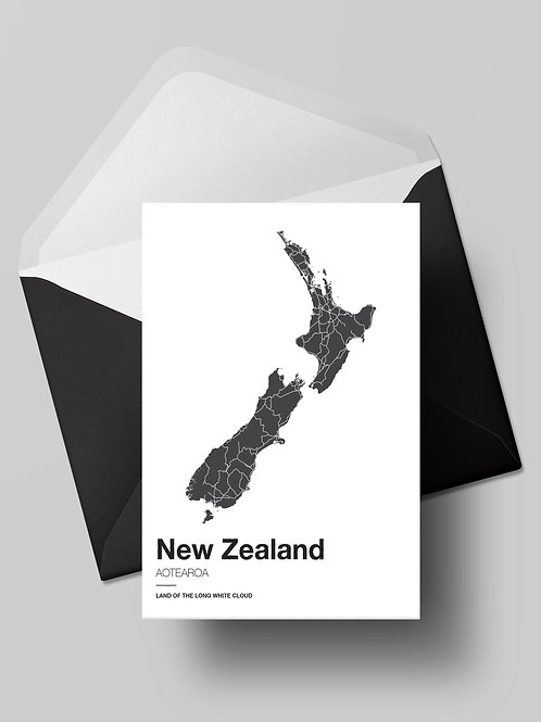 SIMPLY NEW ZEALAND CARD (wholesale)