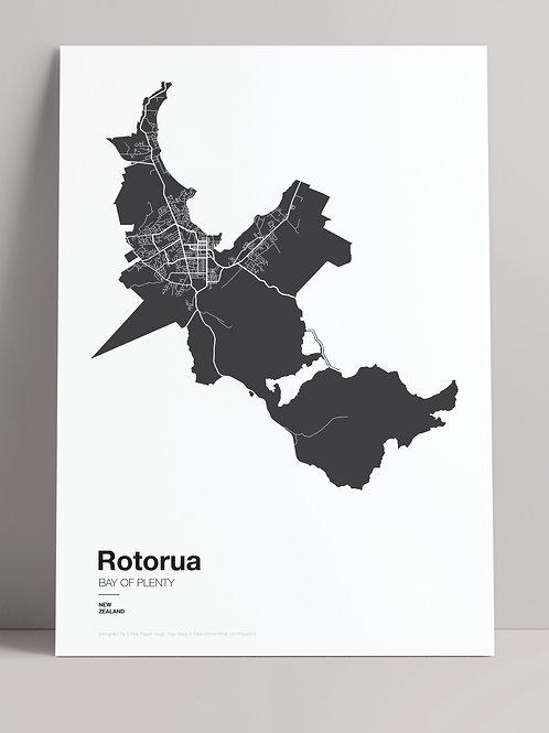 SIMPLY SUBURBS: ROTORUA