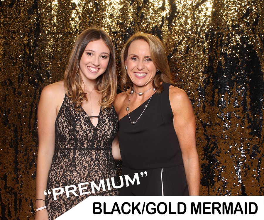 Black Gold Mermaid