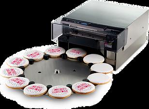 Edible Ink Cookie Printer