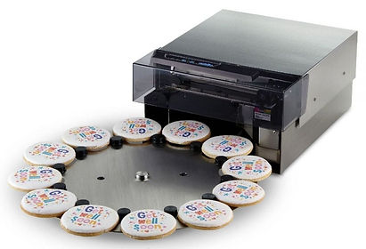Edible Ink Cookie Printer