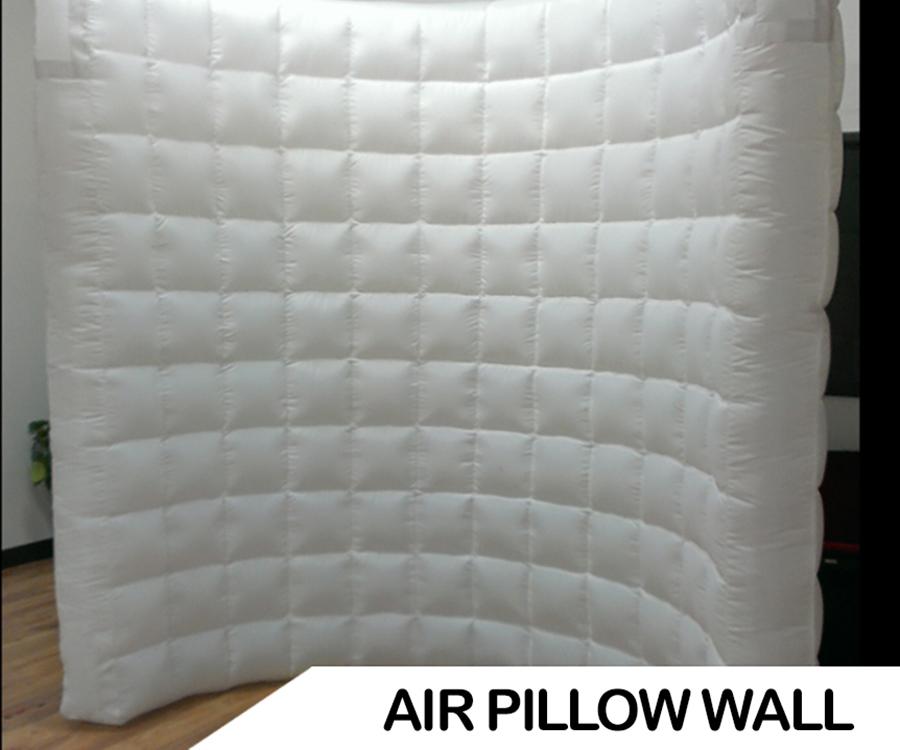 Air Pillow Wall