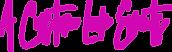 A Custom Look Logo