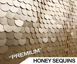 Honey Sequins