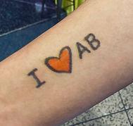 I heart AB