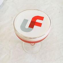 Logo on Drink