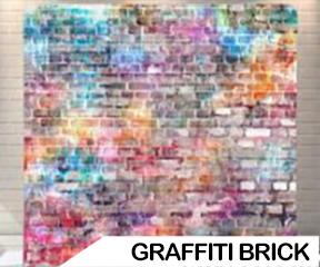Graffiti Brick