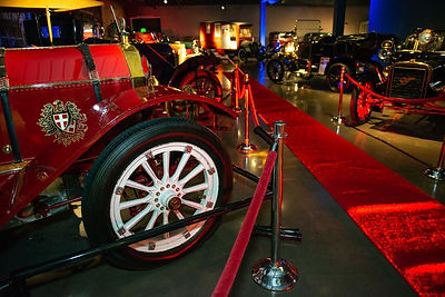 Red Carpet Vehicle Vault