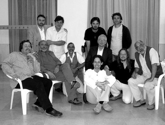 Verebes Ernő, Kátai Zoltán, Kaláka, Misztrál, 2004