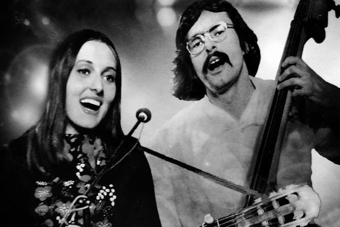 Józsa Erika és Horváth Károly, 1973