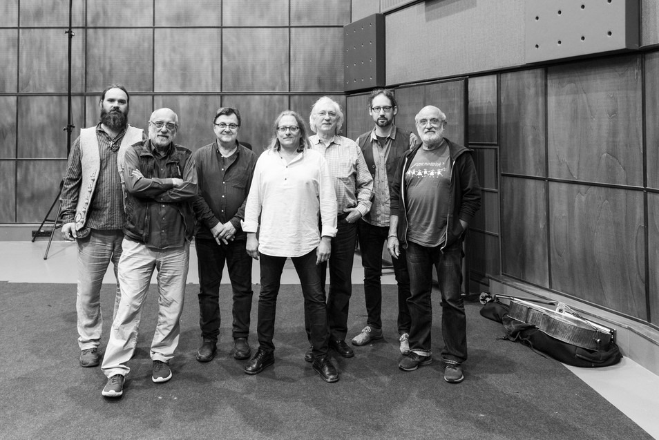 Kaláka&Misztrál a Pannónia Stúdióban, 2020