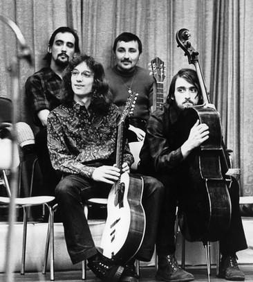 Kaláka együttes, 1972