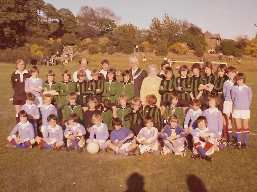 26/05/1977 Pendle Pioneers v UAJFC