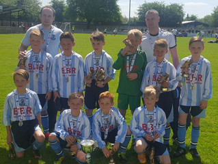Congratulations to UAJFC u9 Terriers
