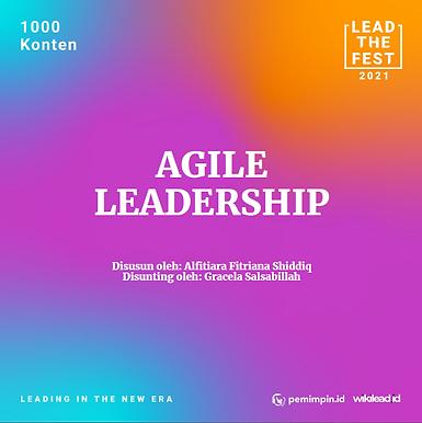 Agile Leadershp