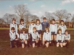 UAJFC u11 team 1978/79