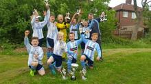 Droylsden tournament champions
