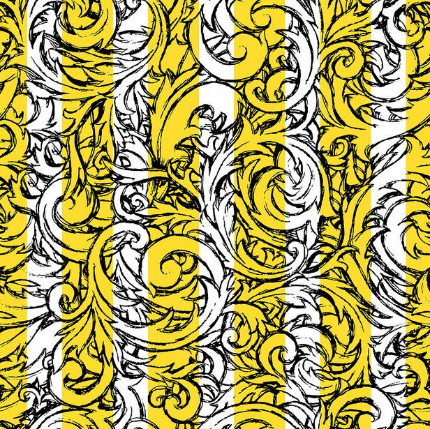 Hand drawn print design