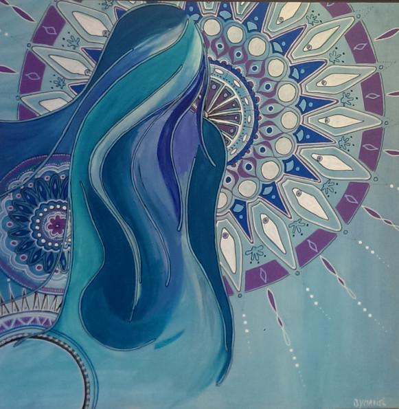mandela turquoise