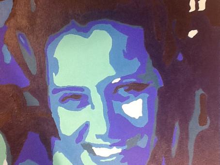 Donderdagavond 2 juni             schildercursus  By Mariel