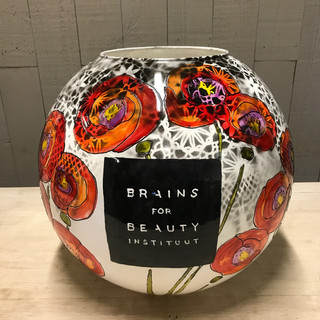 Logo Brains for Beauty