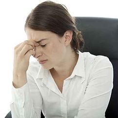 le drainage lymphatique soulage les migraine