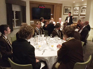 Booking now open for Henley Dinner 2021