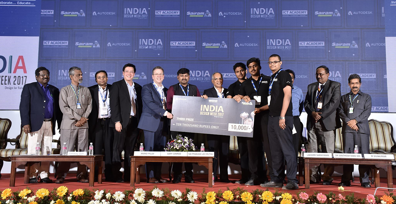 ICTact Design contest winners